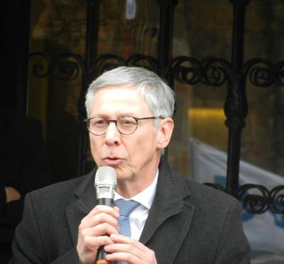 Bürgermeister Carsten Sieling